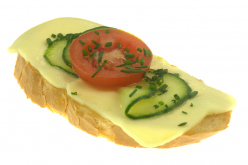 Mozzarellasandwich